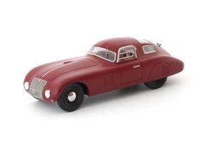 【送料無料】模型車 モデルカー スポーツカー フィアットバルケッタカルトコンプレッサダークレッドfiat 1500 barchetta compressor dark red 1943 autocult 143 ac04013