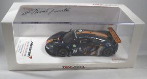 【送料無料】模型車 モデルカー スポーツカー マクラーレングアテマラ#ライアンスパスケールボックスmclaren 12c gt3 88 box signed by aparente von ryan 24h spa 2012 truescale 143