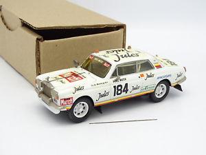 【送料無料】模型車 モデルカー スポーツカー ミニレースキットモンロールスロイスジュールパリダカールラリーmini racing kit mont 143 rolls royce jules n184 paris dakar 1981