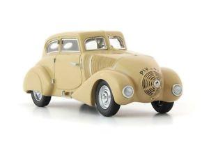 【送料無料】模型車 モデルカー スポーツカー ベージュカルトwikov 35 kapka beige 1931 autocult 143 ac04011