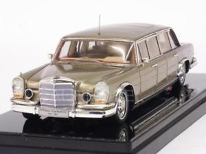 【送料無料】模型車 モデルカー スポーツカー メルセデスプルマンkスケールmercedes 600 pullman 1964 king baudouin of 143 truescale tsm164352