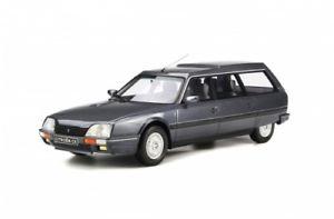 【送料無料】模型車 モデルカー スポーツカー シトロエンターボオットーモデルcitroen cx 25 trd turbo 2 gris mtore ot247 118 otto models