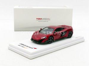 【送料無料】模型車 モデルカー スポーツカー ミニチュアマクラーレンtruescale miniatures 143 mclaren 675lt 2015 tsm430210
