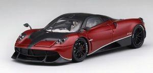 【送料無料】模型車 モデルカー スポーツカー ロッソモンツァモデルpagani huayra pacchetto tempesta 2016 rosso monza 143 model