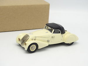 【送料無料】模型車 モデルカー スポーツカー ベルエポックキットモンプジョーブランシュbelle epoque kit mont rsine 143 peugeot 402 darlmat blanche 1938
