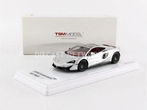 【送料無料】模型車 モデルカー スポーツカー ミニチュアマクラーレンtruescale miniatures 143 mclaren 570 gt 2016 tsm430255