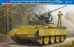 【送料無料】模型車 モデルカー スポーツカー ホビーボスドイツパンサーパンサーhobbyboss german panther ausf d flak bergepanther scala 135 cod82492, 田町商店街:7f319604 --- ntnt.jp