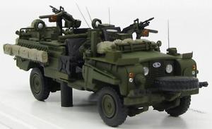 【送料無料】模型車 モデルカー スポーツカー スケールパトロールランドローバーシリーズスケールtruescale tsm144327 sas patrol green land rover series iia 109 143 scale