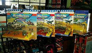 【送料無料】模型車 モデルカー スポーツカー マイクロマシンセットロットmicromachines military wwii ww2 sets 12 18 19 20 moc lot galoob 19945