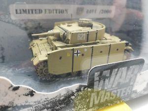 【送料無料】模型車 モデルカー スポーツカー ドラゴンタンクwarmaster 172dragon armorpanzer iiitankcarro armatopanzerkampfwagen