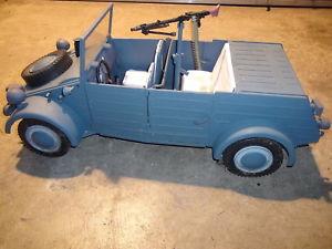 【送料無料】模型車 モデルカー スポーツカー ドイツバケット16 world war ii german kubelwagenby 21st century toys ultimate soldier