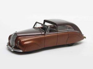 【送料無料】模型車 モデルカー スポーツカー マトリックスロールスロイスシルバー#matrix rollsroyce silver wraith hooper wta62 1952 143 mx51705211
