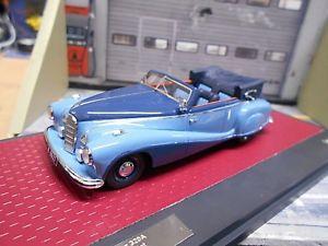 【送料無料】模型車 モデルカー スポーツカー メルセデスベンツハイエンドケンマトリックスmercedes benz 320a w142 spezial cabrio tan tjoan keng resin highend matrix 143