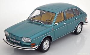 【送料無料】模型車 モデルカー スポーツカー ターコイズメタリック118 bos vw 411 1969 turquoisemetallic
