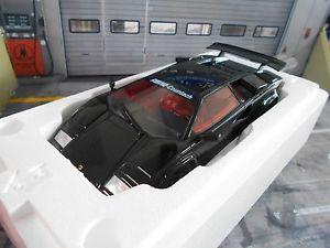 【送料無料】模型車 モデルカー スポーツカー ランボルギーニスペシャルターボブラックlamborghini countach koenig specials turbo schwarz blac resin gt spirit 118