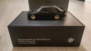 【送料無料】模型車 モデルカー スポーツカー hanko bmw e30 m3 143 limited edition