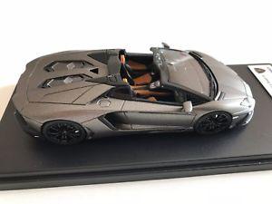 【送料無料】模型車 モデルカー スポーツカー ランボルギーニlamborghini aventador lp7204 50th anniversary  looksmart ls425se 143