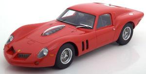 【送料無料】模型車 モデルカー スポーツカー フェラーリレッドハット118 cmr ferrari 250 gt drogo 1963 red