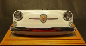 【送料無料】模型車 モデルカー スポーツカー フィアットアバルトスカラマイクロプリントmusetto fiat abarth 695 scala 17 microsprint mcs18015