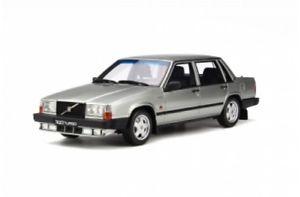 【送料無料】模型車 モデルカー スポーツカー オットーモデルボルボターボライトグリーンotto models 263 volvo 740 turbo 1987 hellgrn 118 limited 11250