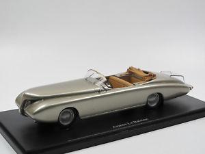 【送料無料】模型車 モデルカー スポーツカー カルトラカブリオレラインautocult 04017 1938 arzens la baleine der wal cabriolet stromlinie 143