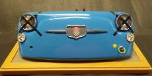 【送料無料】模型車 モデルカー スポーツカー フィアットコルサスカラマイクロプリントmusetto fiat giannini 690 np corsa scala 17 microsprint mcs18016