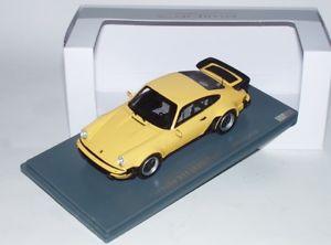 【送料無料】模型車 モデルカー スポーツカー ネオスケールポルシェターボタルボットneo scale 91105 porsche 911930 turbo talbotgelb 143, special edition,neu