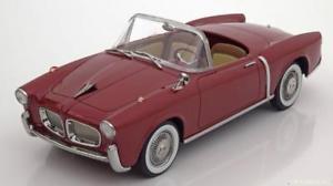 【送料無料】模型車 モデルカー スポーツカー ボスフィアットテレビ118 bos fiat 1100 tv trasformabile redmetallic