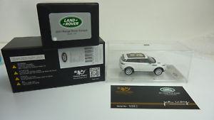 【送料無料】模型車 モデルカー スポーツカー ドラゴンランドローバーホワイトcentury dragon 143 land rover evoque 2011 fuiji wei cdlr 1001 in ovp a123