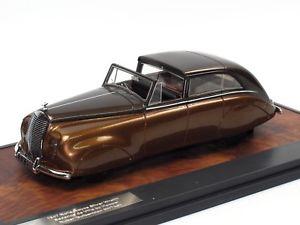 【送料無料】模型車 モデルカー スポーツカー マトリックスロールスロイスシルバーmatrix 1947 rolls royce silver wraith sedanca de ville nubar gulbenkian 143