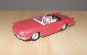 【送料無料】模型車 モデルカー スポーツカー ルノーシリーズカブリオレancienne 143 solido srie 100 no 109 renault floride cabriolet 2 60s
