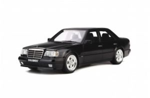 【送料無料】模型車 モデルカー スポーツカー オットーモデルotto models 652 merdesebenz brabus 500e 65 1994 schwarz 118 1999