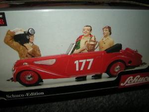 【送料無料】模型車 モデルカー スポーツカー カブリオレ#118 schuco bmw 327 cabrio 177 nr 8801 limited edition ovp