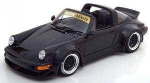 【送料無料】模型車 モデルカー スポーツカー グアテマラポルシェタルガgt spirit zm117 porsche 911 964 rwb targa schwarz 118 limited 1504