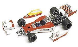 【送料無料】模型車 モデルカー スポーツカー キットフォードグランプリフィッティパルディkit mc laren ford m23 gp brasile 1974 e,fittipaldi wct tameo tmkwct1974