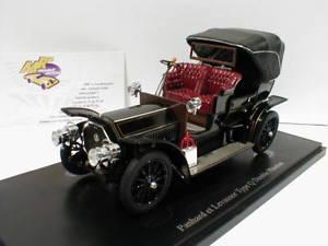 【送料無料】模型車 モデルカー スポーツカー カルトタイプダブルフェートンautocult 01004 panhard et lavassor type q double phaeton baujahr 1905 143