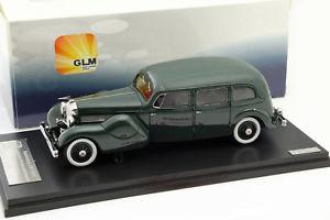 【送料無料】模型車 モデルカー スポーツカー ノズルマウンテンモデルカーdsenberg model j bohman and schwartz throne car baujahr 1937 grn 143 glm