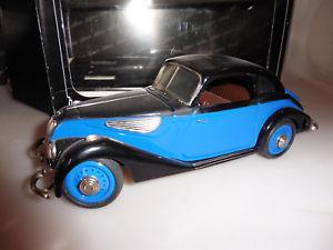 【送料無料】模型車 モデルカー スポーツカー クーペプレートschucoedition 00021 118 bmw 327 coupe limited edition blech ovp