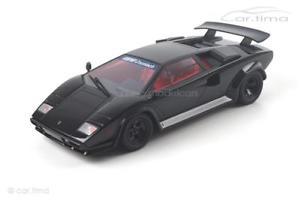 【送料無料】模型車 モデルカー スポーツカー ランボルギーニスペシャルkoenig specials lamborghini countach schwarz 1 of 504 gt spirit 118 z