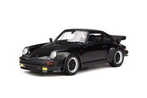 【送料無料】模型車 モデルカー スポーツカー ポルシェターボグアテマラグアテマラporsche 911 turbo s schwarz 118 gt178 gt spirit