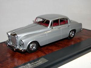 【送料無料】模型車 モデルカー スポーツカー マトリックススケールモデルベントレースポーツセダンmatrix scale models 1959 bentley s2 continental sports saloon by hooper, 143