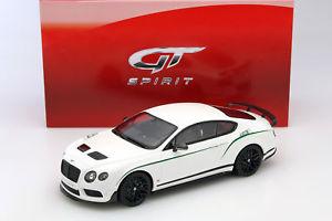 【送料無料】模型車 モデルカー スポーツカー ベントレーコンチネンタルグアテマラbentley continental gt3r wei 118 gtspirit