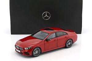 【送料無料】模型車 モデルカー スポーツカー ベンツクラスクーペメタリックmercedesbenz clsklasse coupe c257 designo hyazinthrot metallic 118 norev