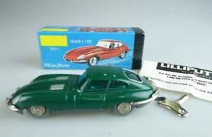 【送料無料】模型車 モデルカー スポーツカー マイクロレーサージャガータイプボックスダークグリーンlilliput schuco micro racer 10471 jaguar e type dunkel grn mit box 145 104447