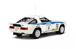【送料無料】模型車 モデルカー スポーツカー マツダオットーmazda rx7 groupe b 118 otto