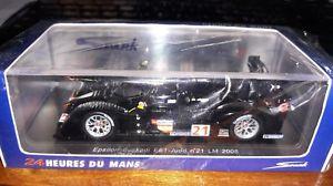【送料無料】模型車 モデルカー スポーツカー スパークエプシロンユースカディジャッド#ルマンspark 143 epsilon euskadi ee1judd 21 le mans 2008 s1477