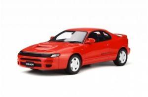 【送料無料】模型車 モデルカー スポーツカー オットーモデルトヨタセリカグアテマラotto models 299 toyota celica gt four st185 1991 rot 118 limitiert 11500