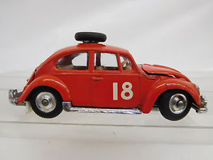 【送料無料】模型車 モデルカー スポーツカー フォルクスワーゲンセダンeso9529corgi toys volkswagen 1200 saloon safari mit mngel
