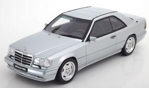 【送料無料】模型車 モデルカー スポーツカー オットーメルセデスシルバー118 otto mercedes c124 e36 amg silver
