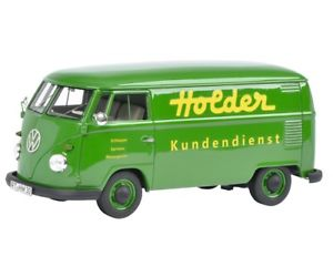 【送料無料】模型車 モデルカー スポーツカー コーストサービスホルダーschuco pror 08927 132 vw t1b kstenwagen holder kundendienst neu